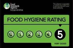 Manhattan Bar and Grill Food Hygiene Rating 5